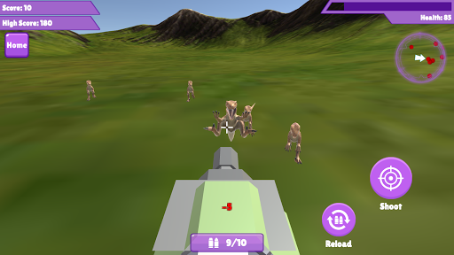 Dinosaur 3D AR - Augmented Reality android2mod screenshots 7