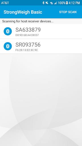 StrongWeigh 3.1.8 screenshots 1