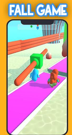 Fall Boys : KnocKout Royale Race 3D  screenshots 4