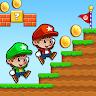 Super Billy Bros - Classic Adventure of Jump & Run game apk icon