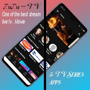 ZuZu TV- Watch Movie, Stream Live TV & TV Series alpha-1.6
