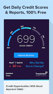 WalletHub – Free Credit Score, Report 1