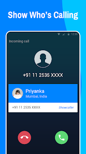 Showcaller: Caller ID, Call Recorder & Blocker Screenshot