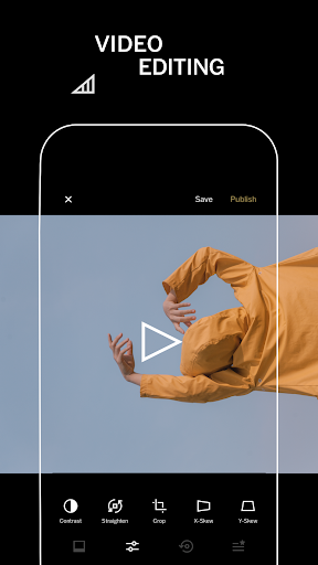 VSCO: Photo & Video Editor screen 0