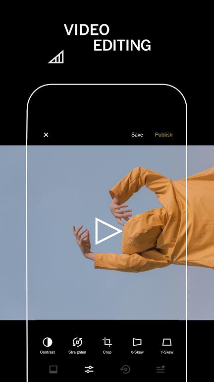 VSCO: Photo & Video Editor  poster 0