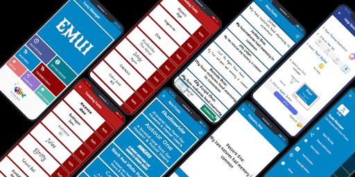 Fonts for Huawei Emui 4.4 Screenshots 9