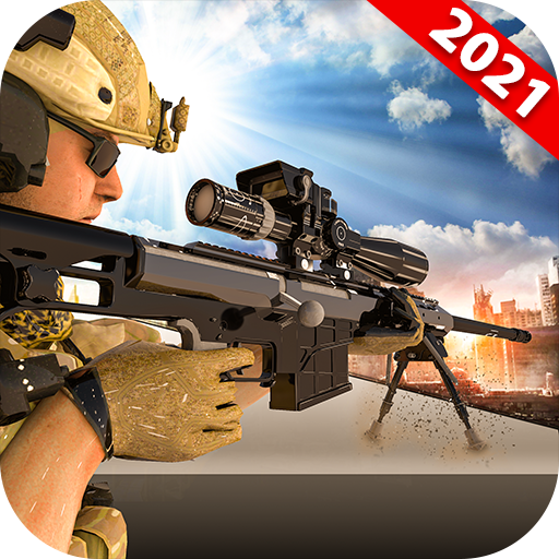 Border Army Sniper: Real army free new games 2021