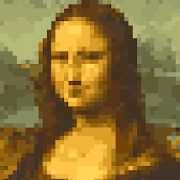 MonaLisa - Color by Number