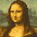 モナリザ - 着色ゲーム