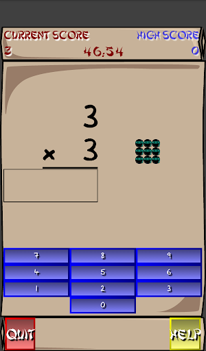 Multiplication Ninja 31 screenshots 24