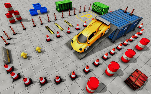 Modern Car Parking Game 3d: Real Driving Car Games 21 screenshots 15
