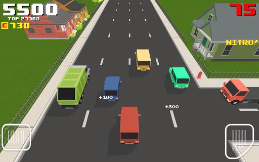 Blocky Road Racer 1.0 screenshots 11