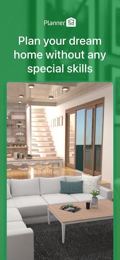 House Design & Interior room sketchup - Planner 5D apktram screenshots 1