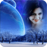 Nature Photo Frame - AI Background Editor