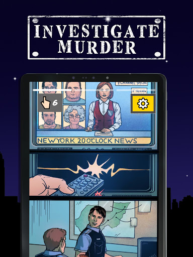 Uncrime: Crime investigation & Detective gameud83dudd0eud83dudd26 2.0.2 screenshots 14
