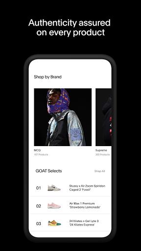 GOAT u2013 Sneakers & Apparel android2mod screenshots 6