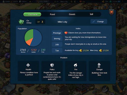 Sim Empire 3.0.7 screenshots 13