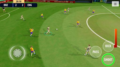 Soccer League 2021: World Football Cup Games 2.0.0 Screenshots 6