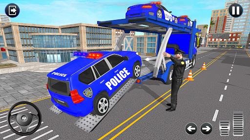 Grand Police Transport Truck 1.0.24 Screenshots 11