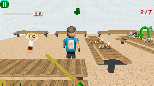 Play for Angry Teacher apkdebit screenshots 8