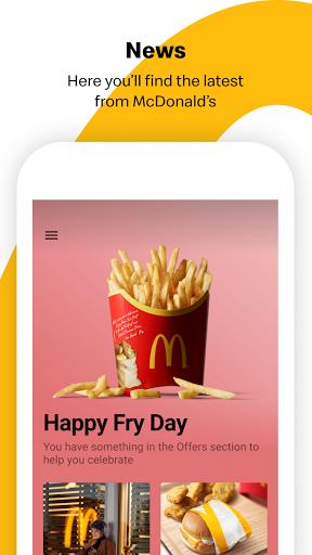 McDonald's 2.17.1 screenshots 2