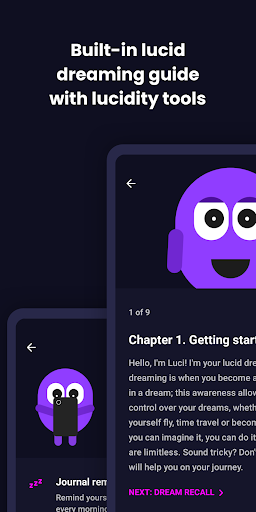 Luci 💤 - Intelligent Dream Journal & Lucid Guide