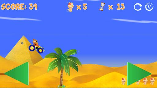 camel aventura : sahara screenshot 3
