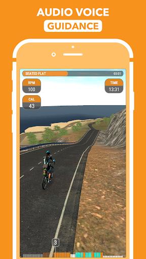 CycleGo - Indoor Cycling Workouts 3.4.1 Screenshots 3