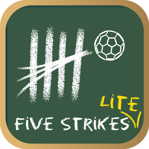 Five Strikes Lite For PC Windows (7, 8, 10 and 10x) & Mac Computer