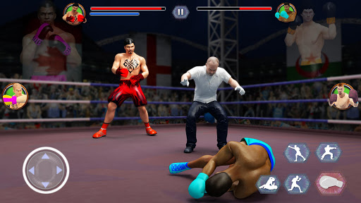 Tag Team Boxing Game: Kickboxing Fighting Games 2.9 Pc-softi 5