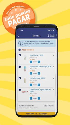JUSTO & BUENO 4.1.8 Screenshots 3