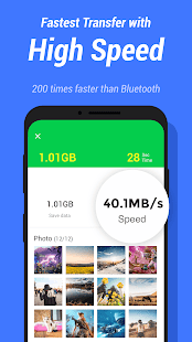 InShare - Share Apps & File Transfer Screenshot