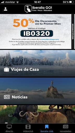 Iberalia GO! Apk 2.1.0 screenshots 4