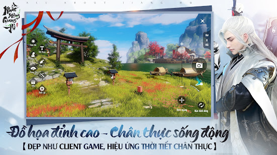 Nhu1ea5t Mu1ed9ng Giang Hu1ed3 - VNG Apkfinish screenshots 19