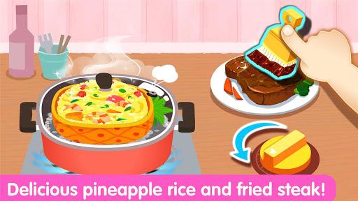 Baby Panda: Cooking Party  screenshots 3