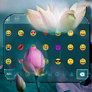 Lotus Flower Keyboard