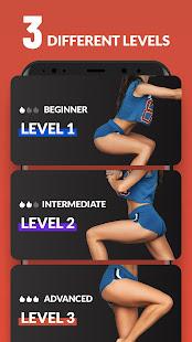 Butt & Leg Workouts - 30 Day Buttocks Workout 1.0.8 Screenshots 5