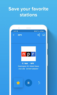 Simple Radio – Free Live AM FM Radio  Music App Apk Download 3
