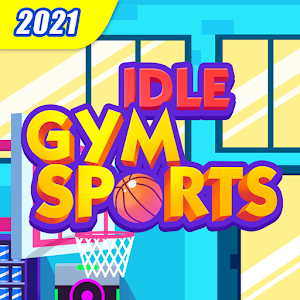 Idle GYM Sports  Fitness Workout Simulator Game