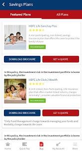 HDFC Life Insurance App Apk 3