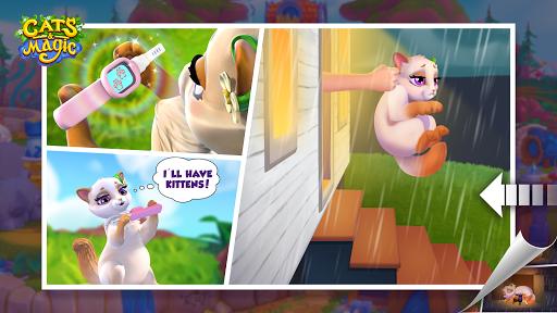 Cats & Magic: Dream Kingdom 1.5.32786 screenshots 1