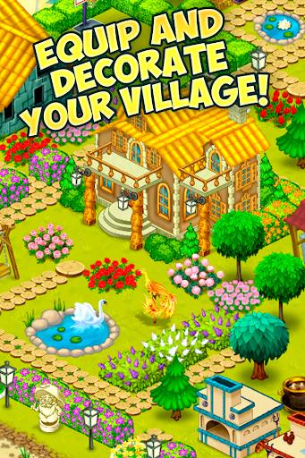 Forest Clans - Mushroom Farm  screenshots 1