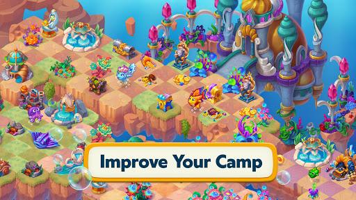 Sea Merge! Fish Aquarium Game & Ocean Puzzle 1.7.5 screenshots 5
