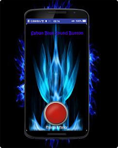 Saiyan Blue Sound Button 1