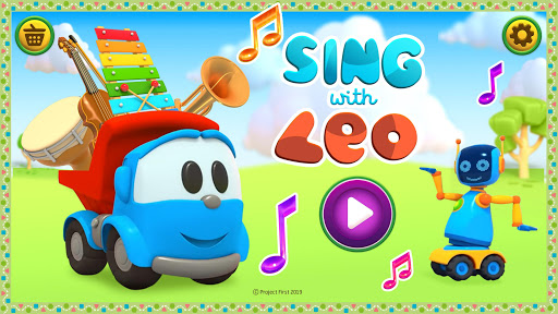 Leo the Truck: Nursery Rhymes Songs for Babies 1.0.57 screenshots 1