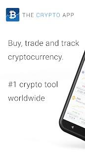 تحميل تطبيق اسعار العملات الرقمية للموبايل Crypto App أحدث اصدار 1