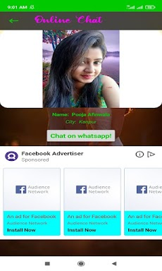 Girls Mobile Number For Video Chatのおすすめ画像2