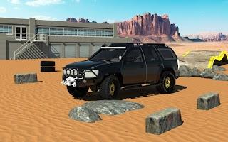 Offroad 4x4 : Car Driving & Car Parking Games 2020