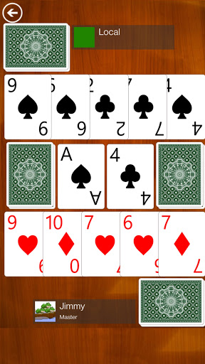 Speed Card Game (Spit Slam)  screenshots 1