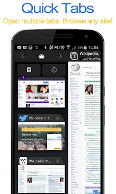 Desktop FullScreen Web Browserのおすすめ画像3